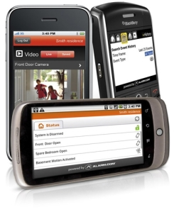 FrontPoint Offers Free Home Security Apps for Smartphones